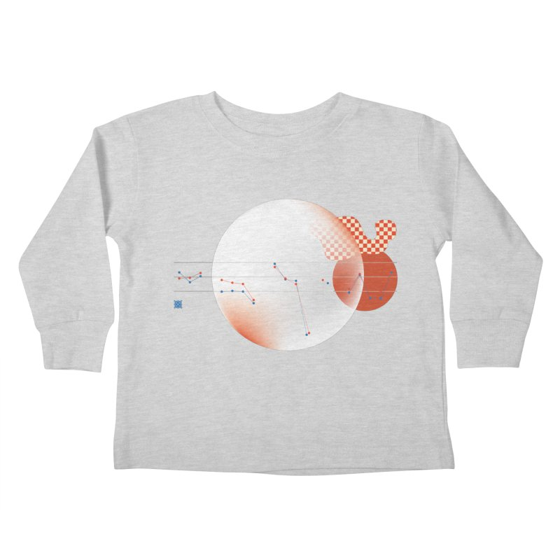 Layer 8 Kids Toddler Longsleeve T-Shirt by Prate