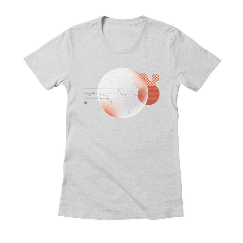 Layer 8 Women's T-Shirt by Prate