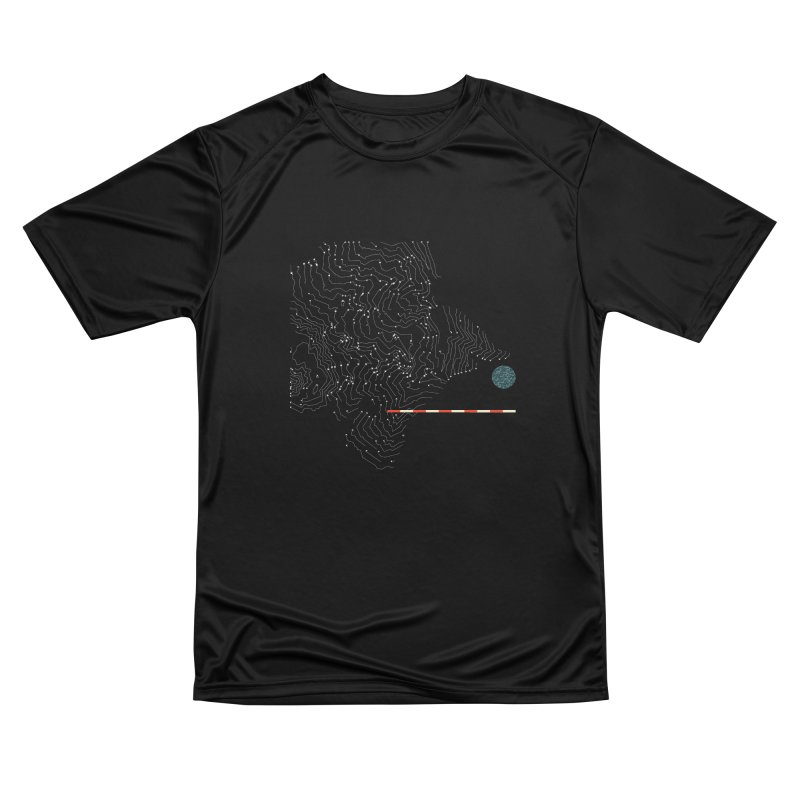 Layer 7 Men's T-Shirt by Prate