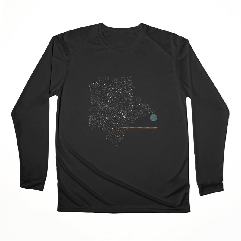 Layer 7 Men's Longsleeve T-Shirt by Prate