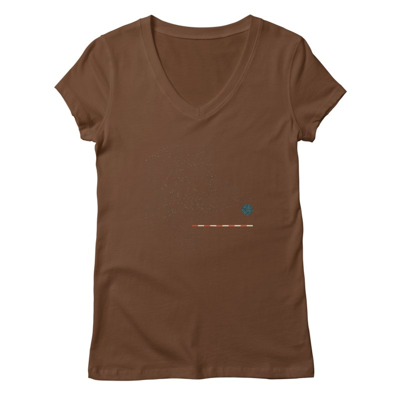 Layer 7 Women's V-Neck by Prate