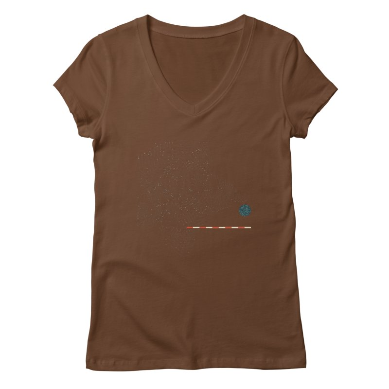 Layer 7 Women's Regular V-Neck by Prate