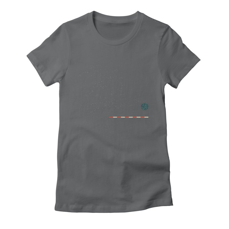 Layer 7 Women's Fitted T-Shirt by Prate