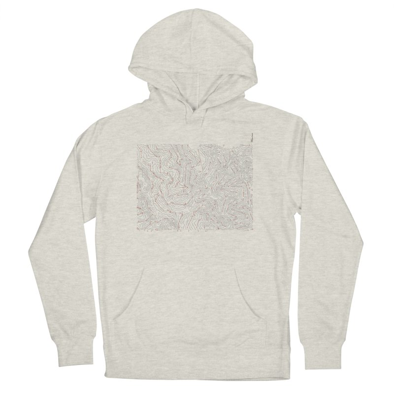 Layer 6 Men's Pullover Hoody by Prate