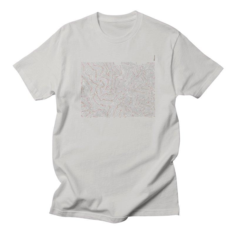 Layer 6 Men's Regular T-Shirt by Prate