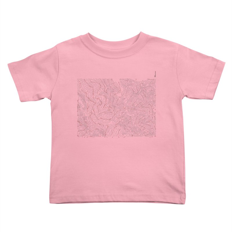 Layer 6 Kids Toddler T-Shirt by Prate