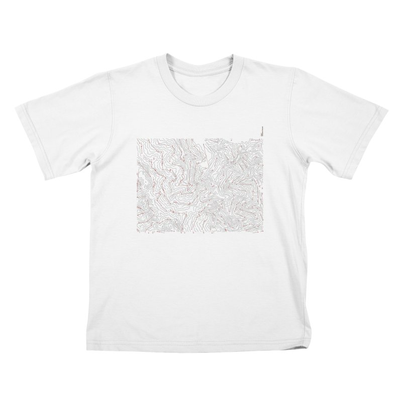 Layer 6 Kids T-Shirt by Prate