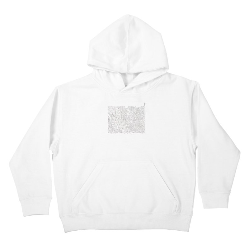 Layer 6 Kids Pullover Hoody by Prate
