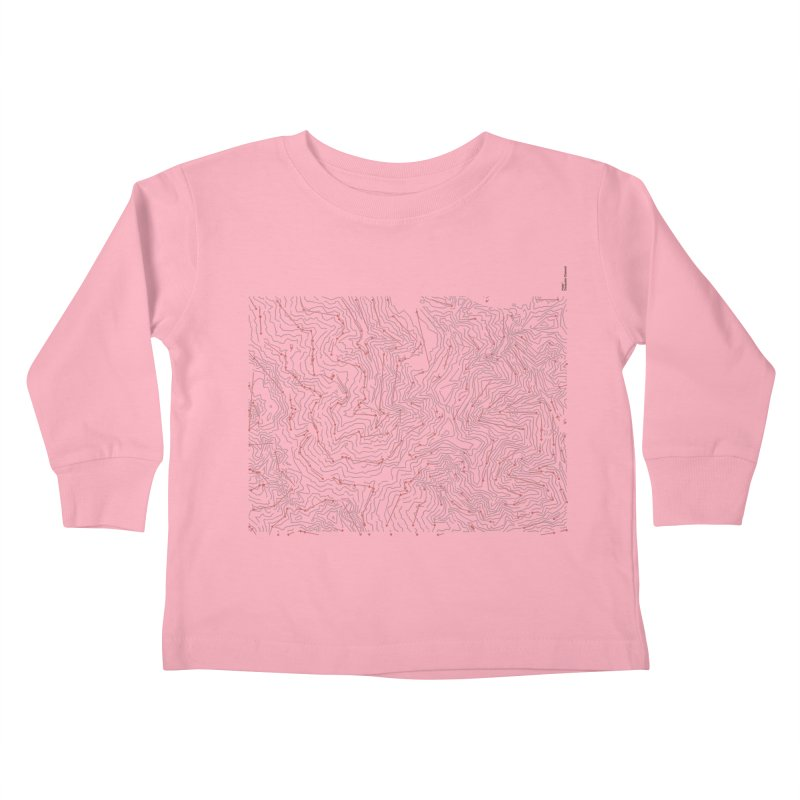 Layer 6 Kids Toddler Longsleeve T-Shirt by Prate