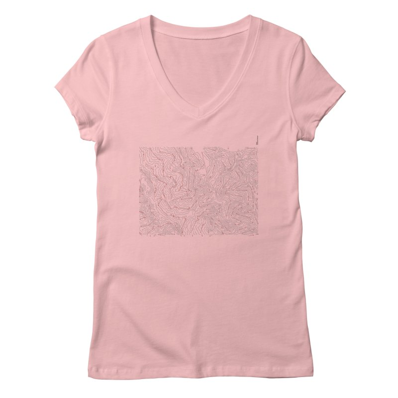 Layer 6 Women's V-Neck by Prate