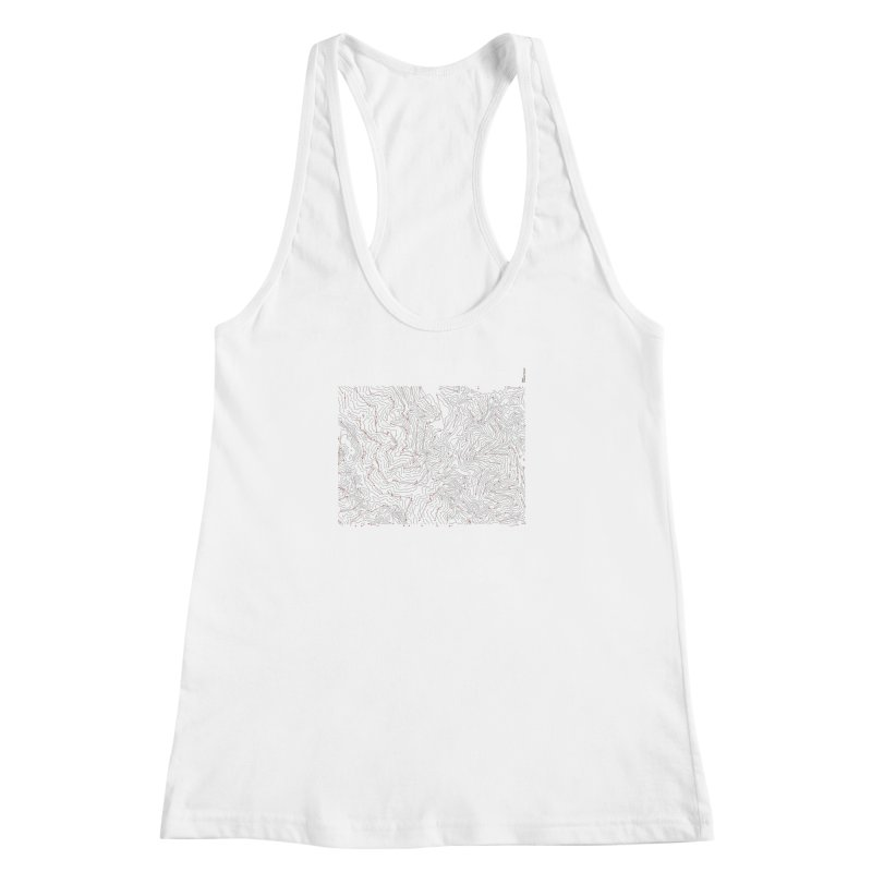 Layer 6 Women's Racerback Tank by Prate