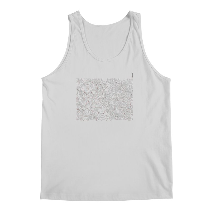 Layer 6 Men's Tank by Prate