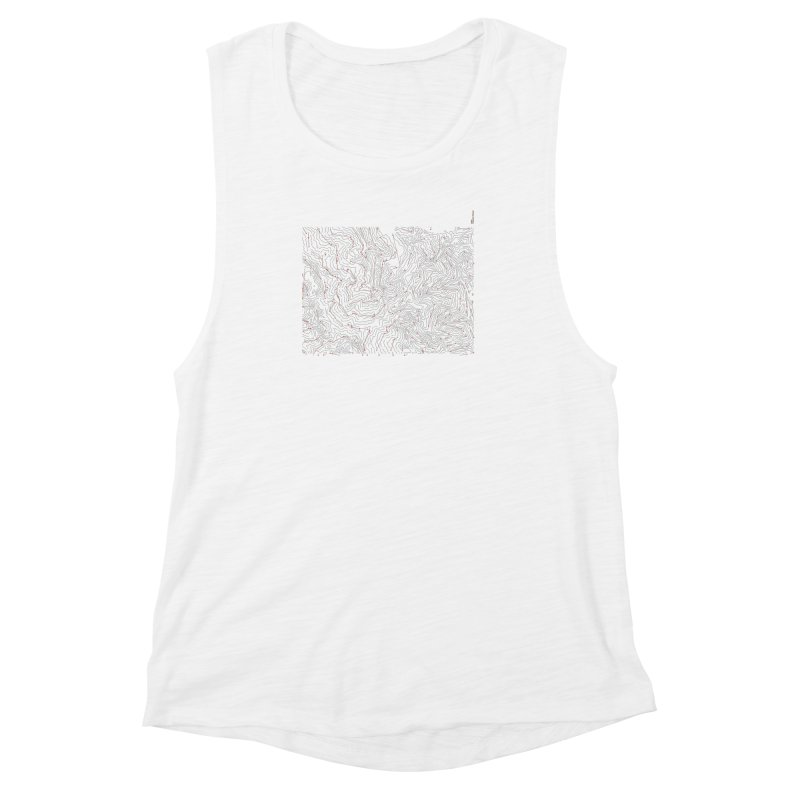 Layer 6 Women's Muscle Tank by Prate