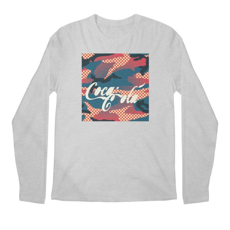 Layer 5 Men's Regular Longsleeve T-Shirt by Prate