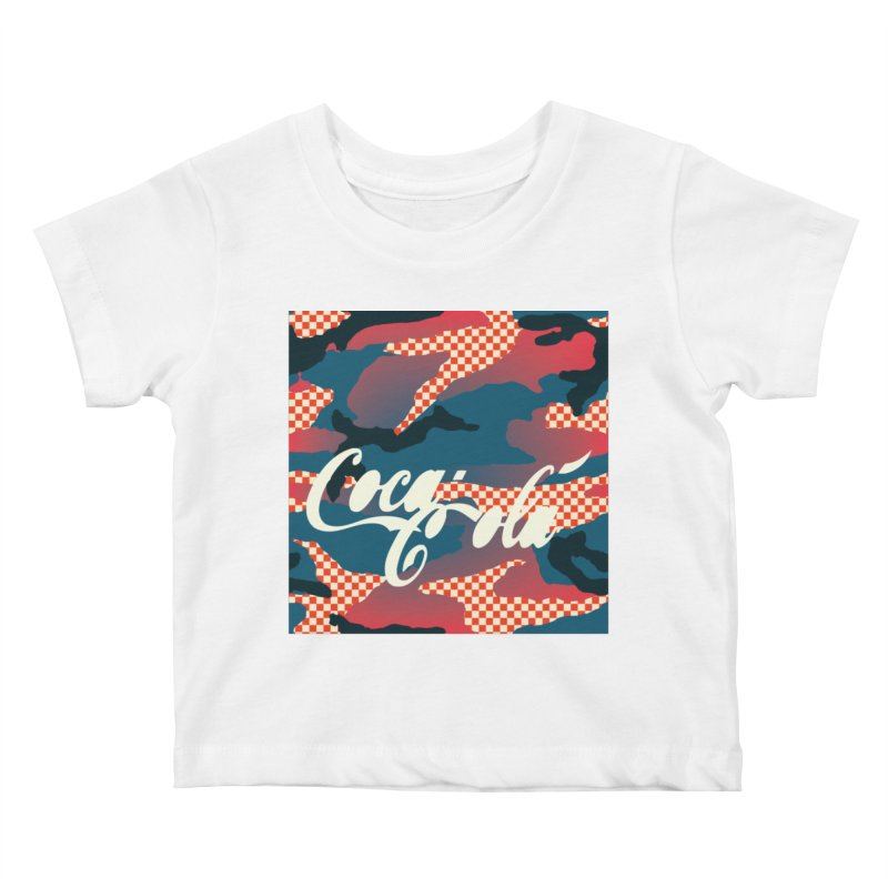 Layer 5 Kids Baby T-Shirt by Prate