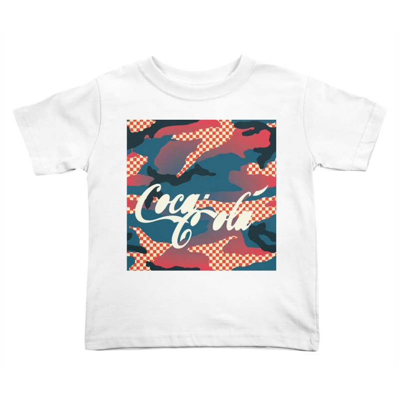 Layer 5 Kids Toddler T-Shirt by Prate