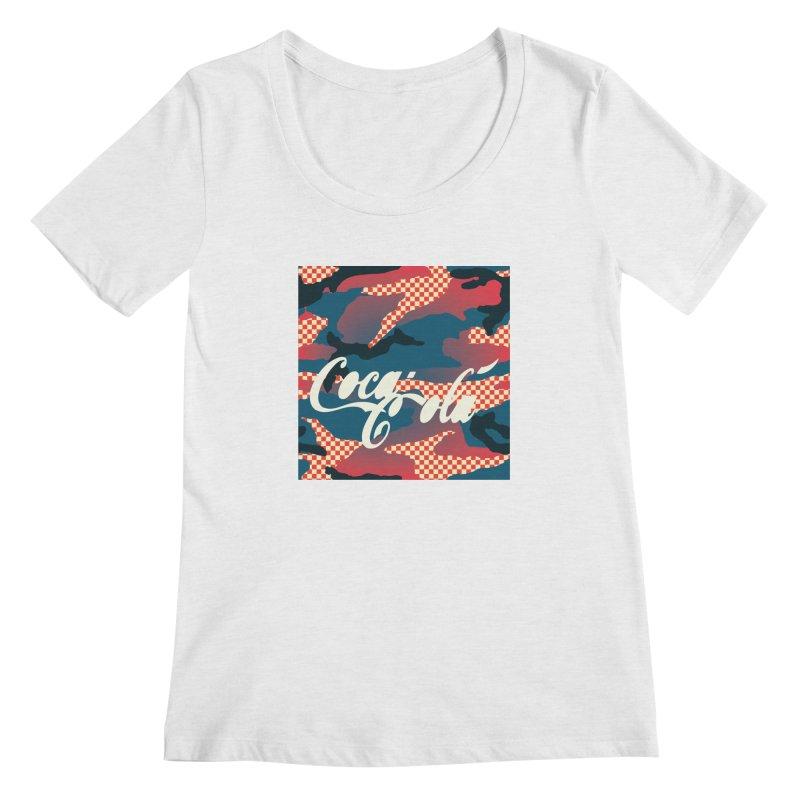 Layer 5 Women's Regular Scoop Neck by Prate
