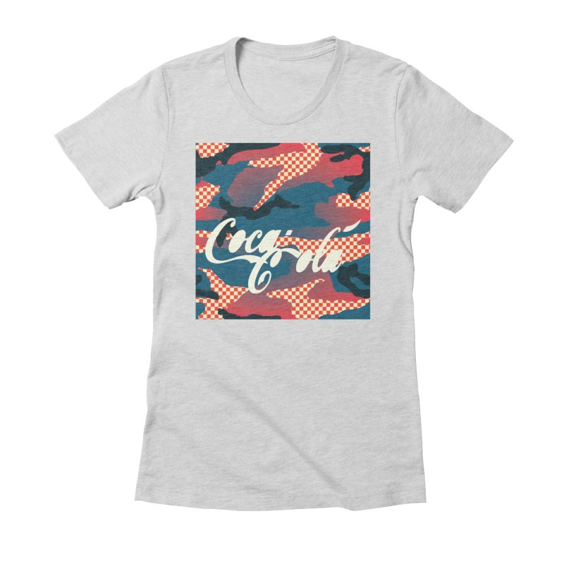 Layer 5 Women's Fitted T-Shirt by Prate