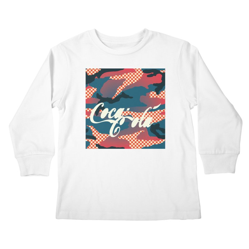 Layer 5 Kids Longsleeve T-Shirt by Prate