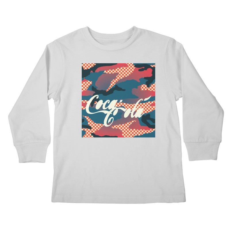 Layer 5 Kids Longsleeve T-Shirt by Prate