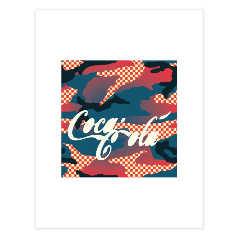Layer 5 Home Fine Art Print by Prate