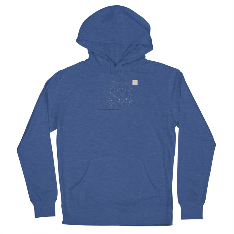 Layer 4 Men's French Terry Pullover Hoody by Prate