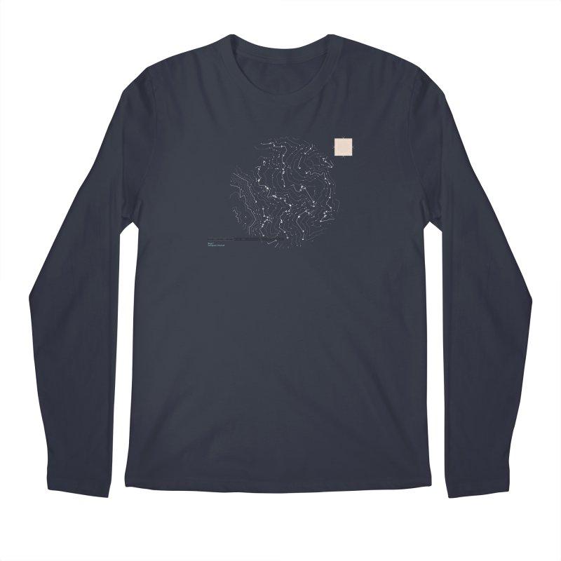 Layer 4 Men's Regular Longsleeve T-Shirt by Prate