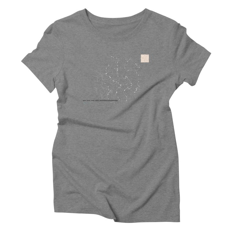 Layer 4 Women's Triblend T-Shirt by Prate