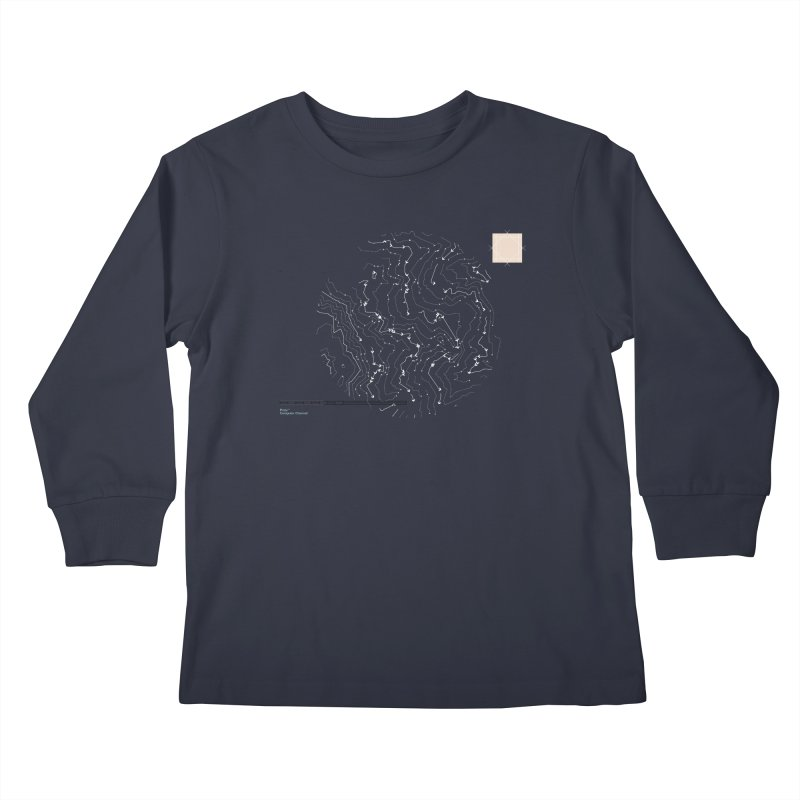 Layer 4 Kids Longsleeve T-Shirt by Prate