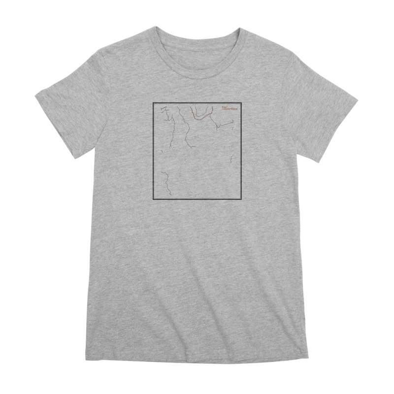 Layer 3 Women's Premium T-Shirt by Prate