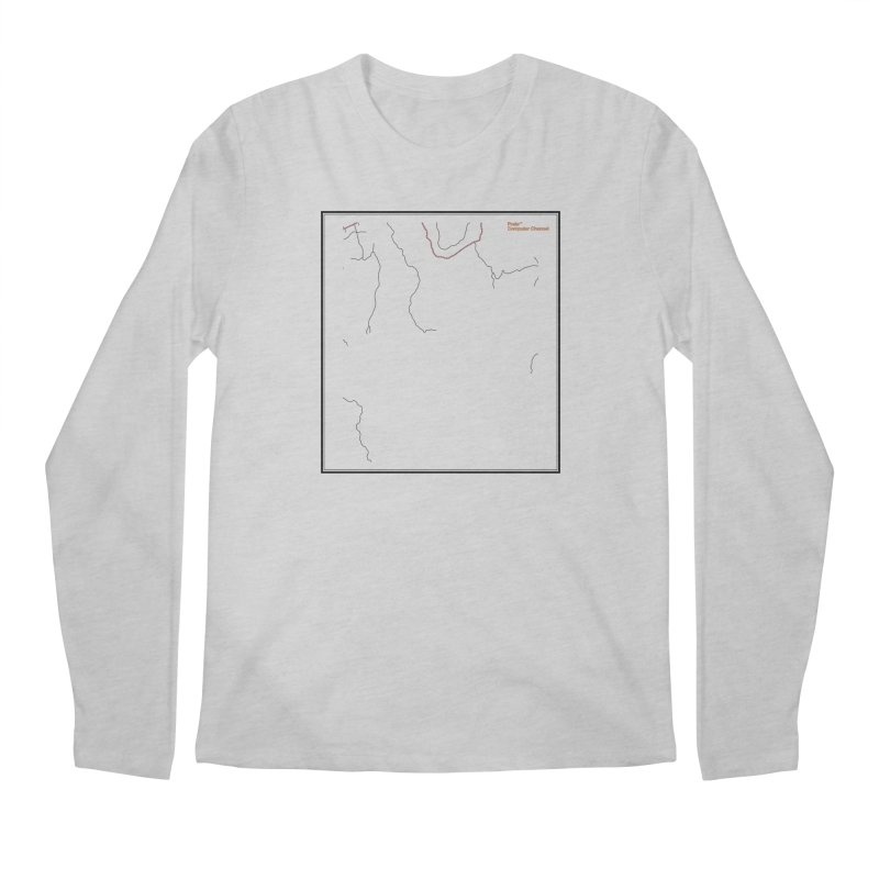 Layer 3 Men's Longsleeve T-Shirt by Prate