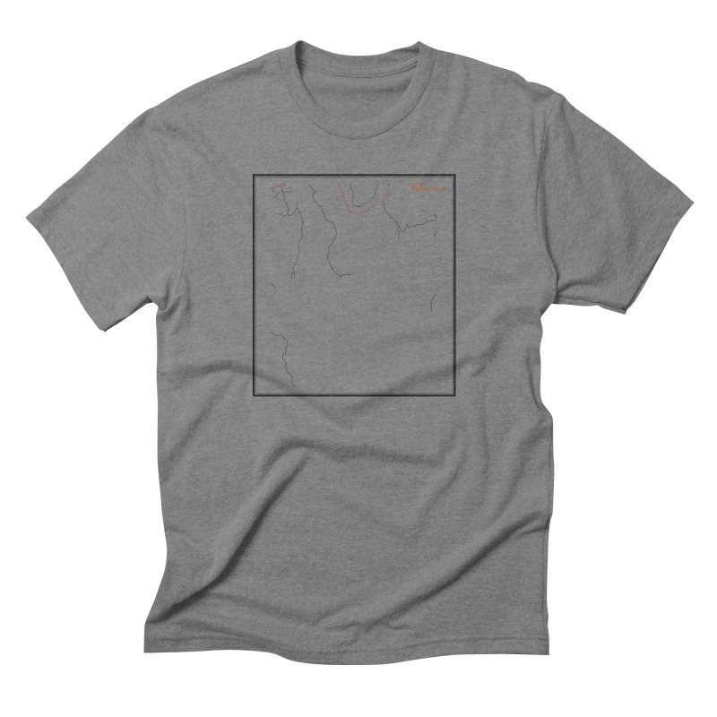 Layer 3 Men's Triblend T-Shirt by Prate