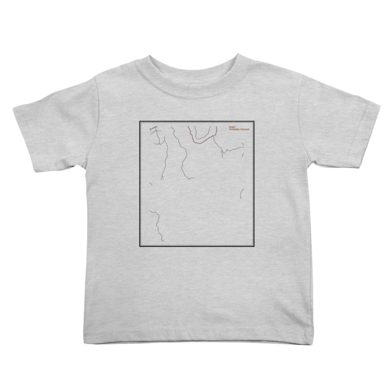 Layer 3 Kids Toddler T-Shirt by Prate
