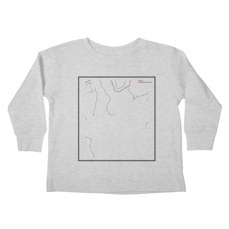 Layer 3 Kids Toddler Longsleeve T-Shirt by Prate