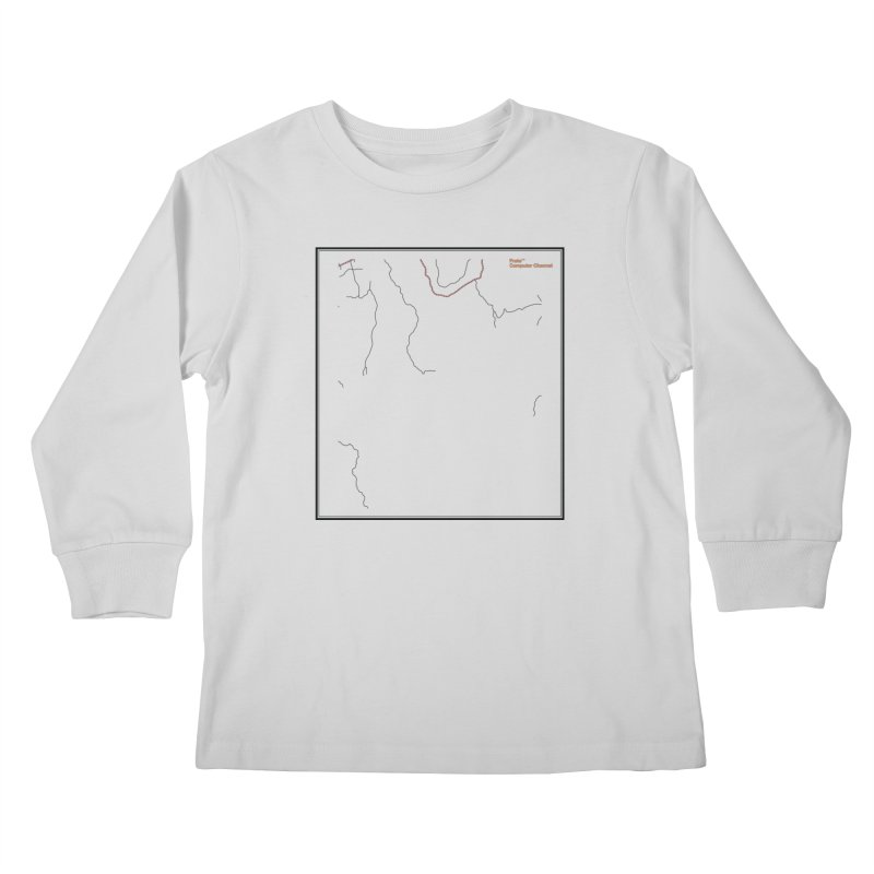 Layer 3 Kids Longsleeve T-Shirt by Prate