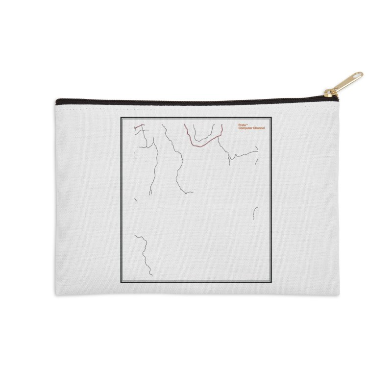 Layer 3 Accessories Zip Pouch by Prate