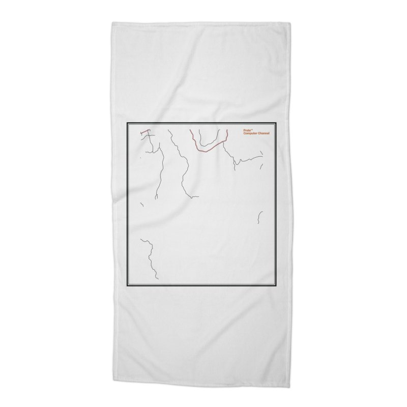 Layer 3 Accessories Beach Towel by Prate
