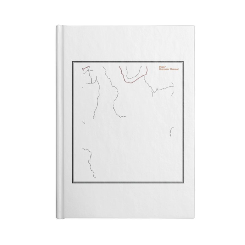 Layer 3 Accessories Lined Journal Notebook by Prate