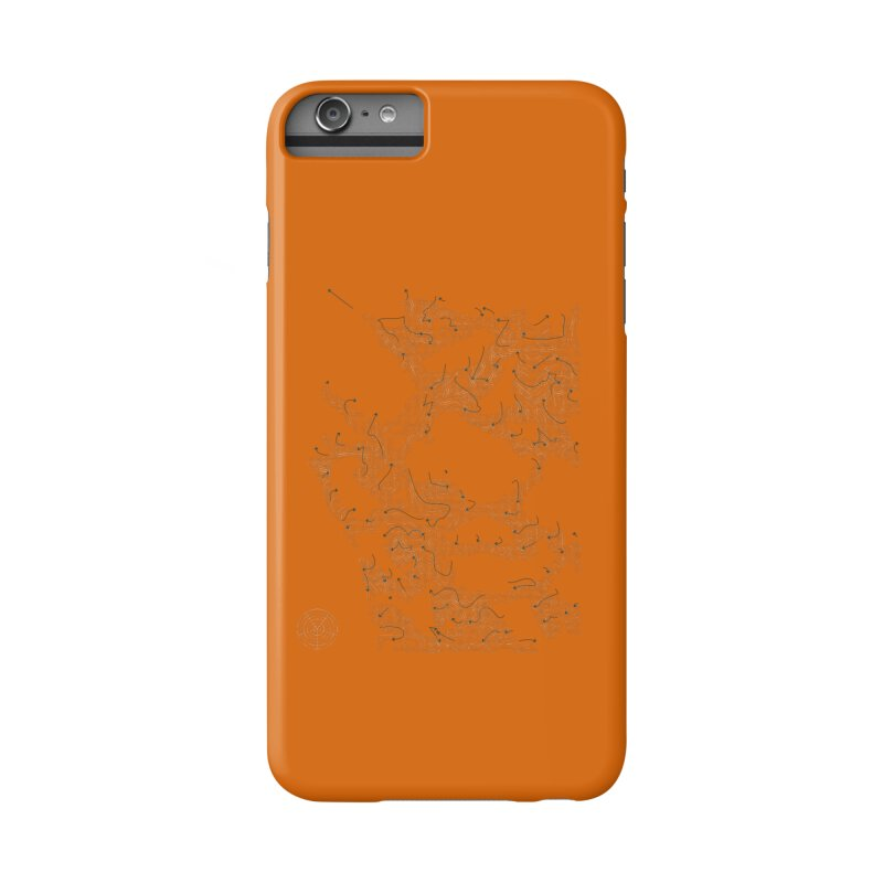 Layer 2 Accessories Phone Case by Prate