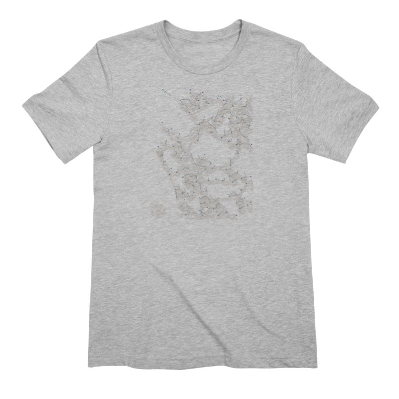 Layer 2 Men's Extra Soft T-Shirt by Prate