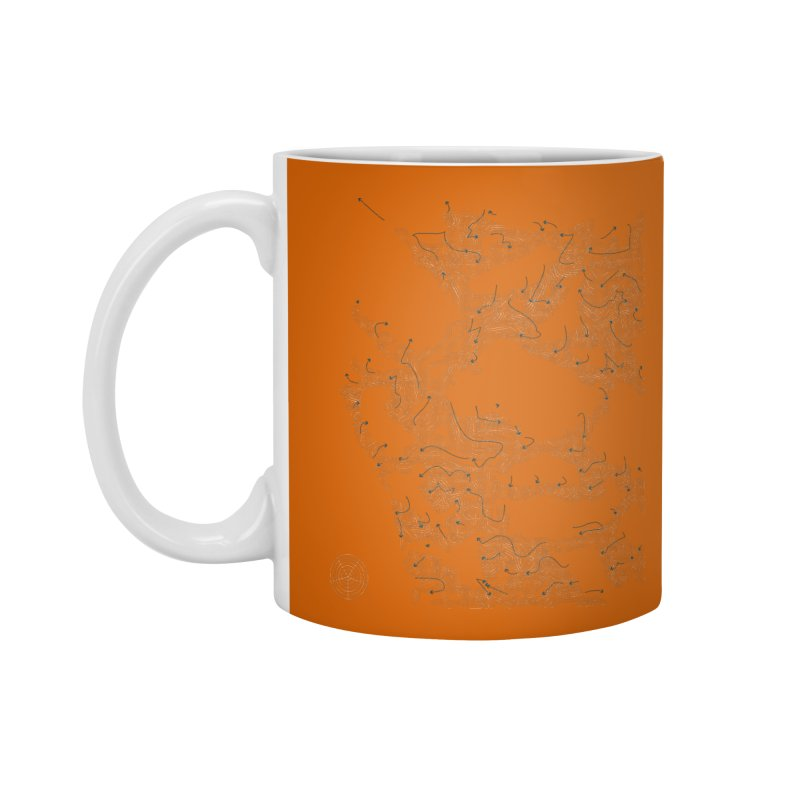 Layer 2 Accessories Standard Mug by Prate