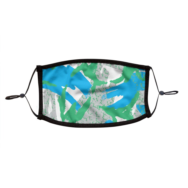 Layer 1 Accessories Face Mask by Prate