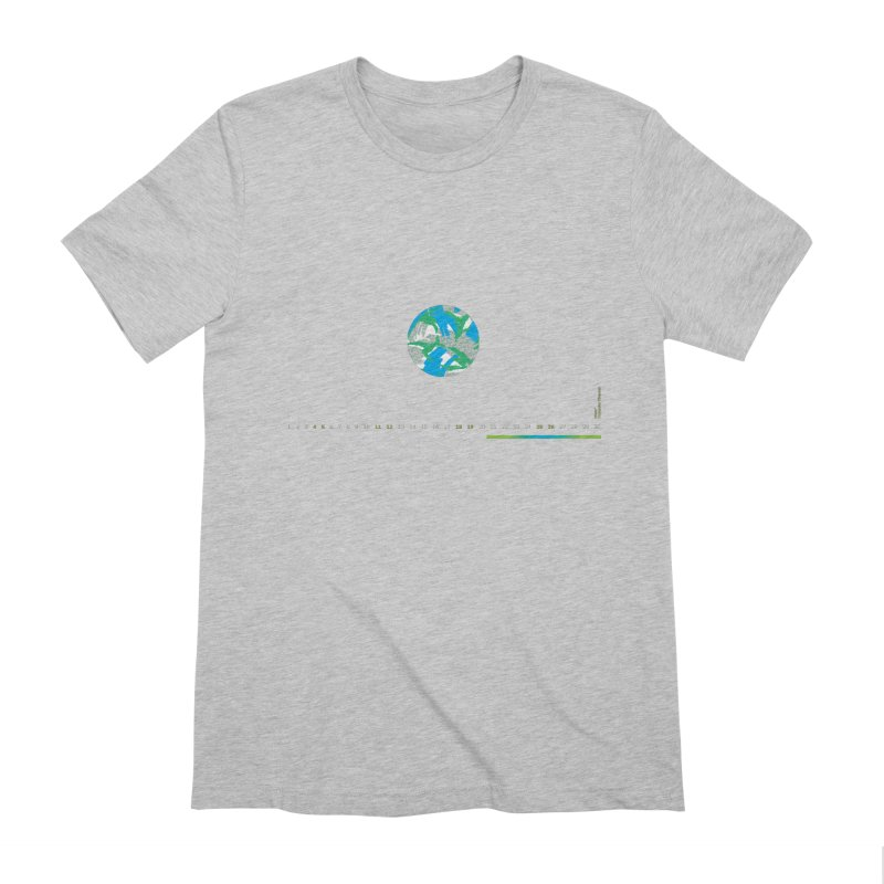 Layer 1 Men's T-Shirt by Prate