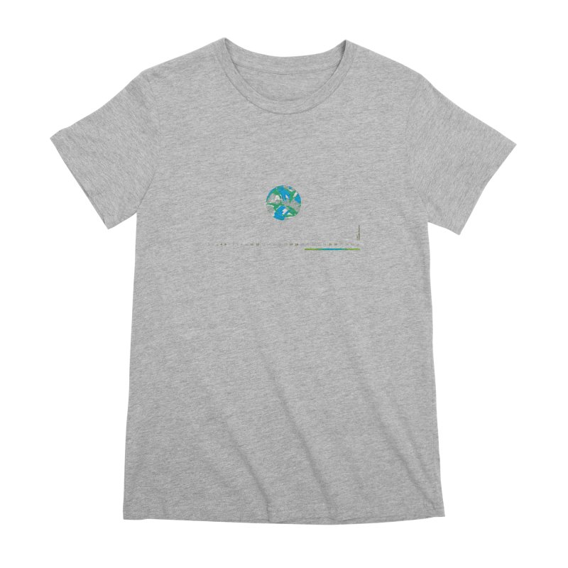 Layer 1 Women's T-Shirt by Prate