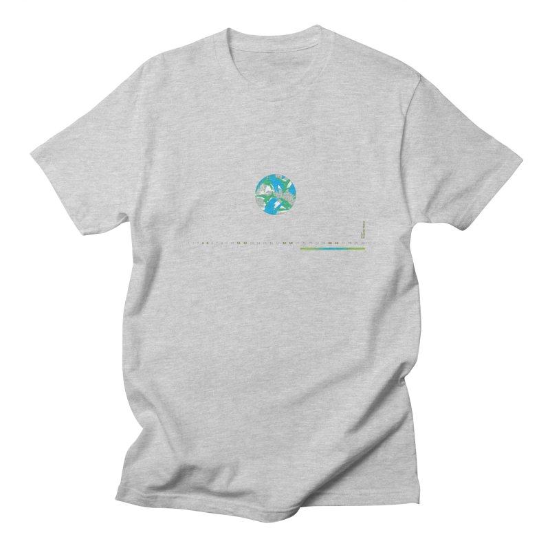 Layer 1 Men's Regular T-Shirt by Prate
