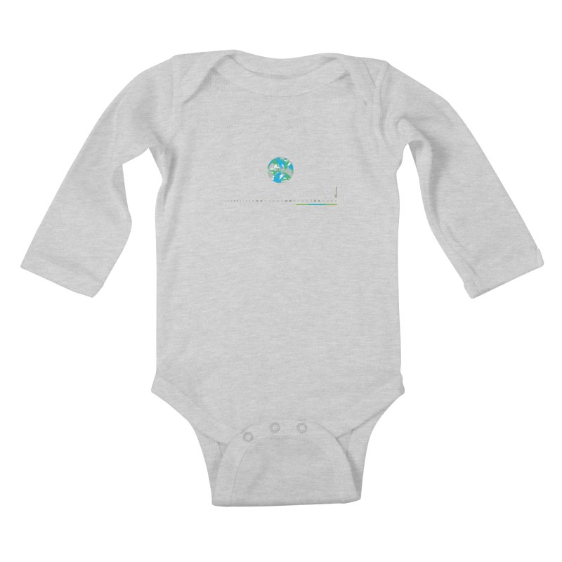 Layer 1 Kids Baby Longsleeve Bodysuit by Prate