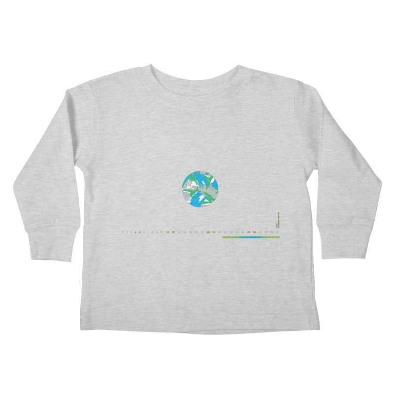 Layer 1 Kids Toddler Longsleeve T-Shirt by Prate