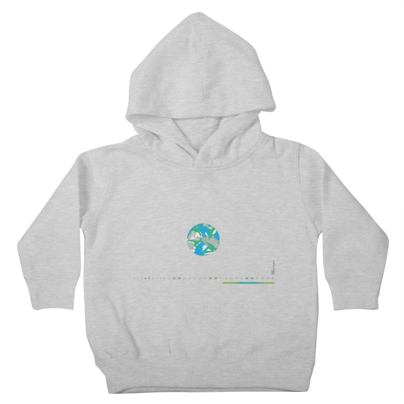 Layer 1 Kids Toddler Pullover Hoody by Prate