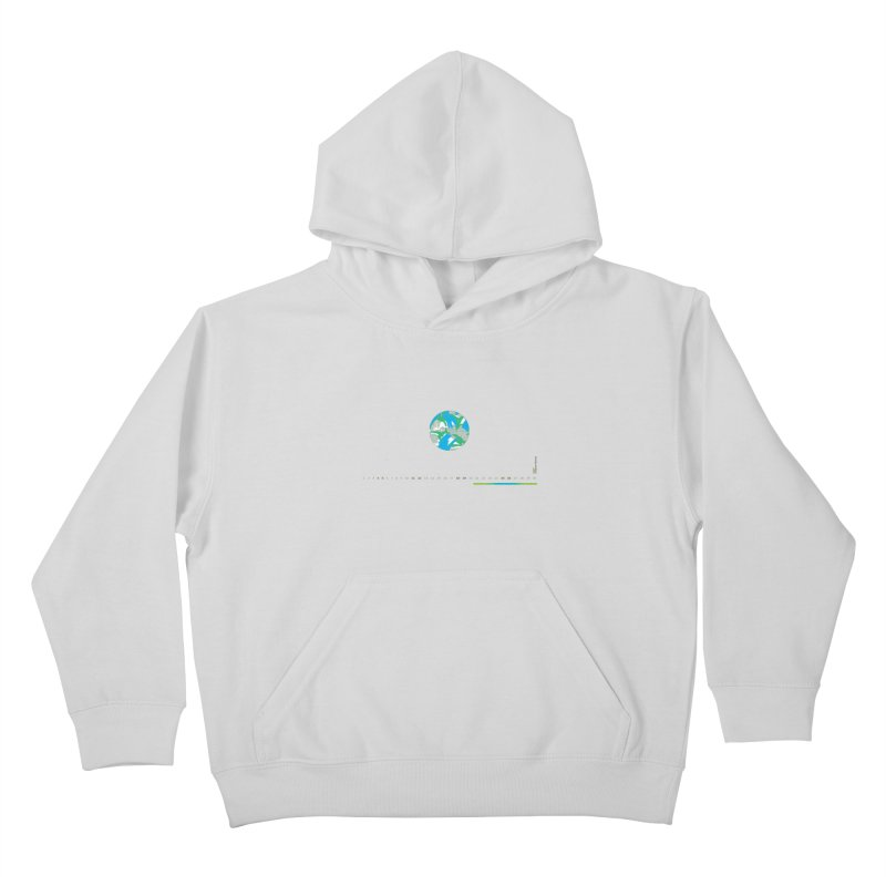 Layer 1 Kids Pullover Hoody by Prate