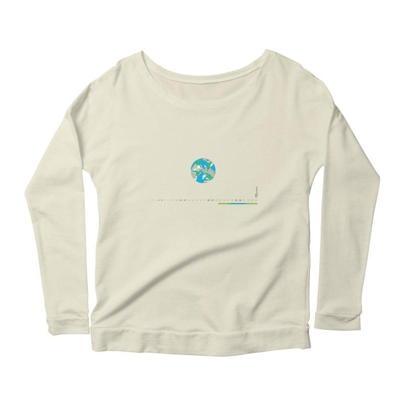 Layer 1 Women's Scoop Neck Longsleeve T-Shirt by Prate